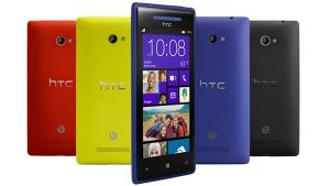 HTC Windows Phone X8