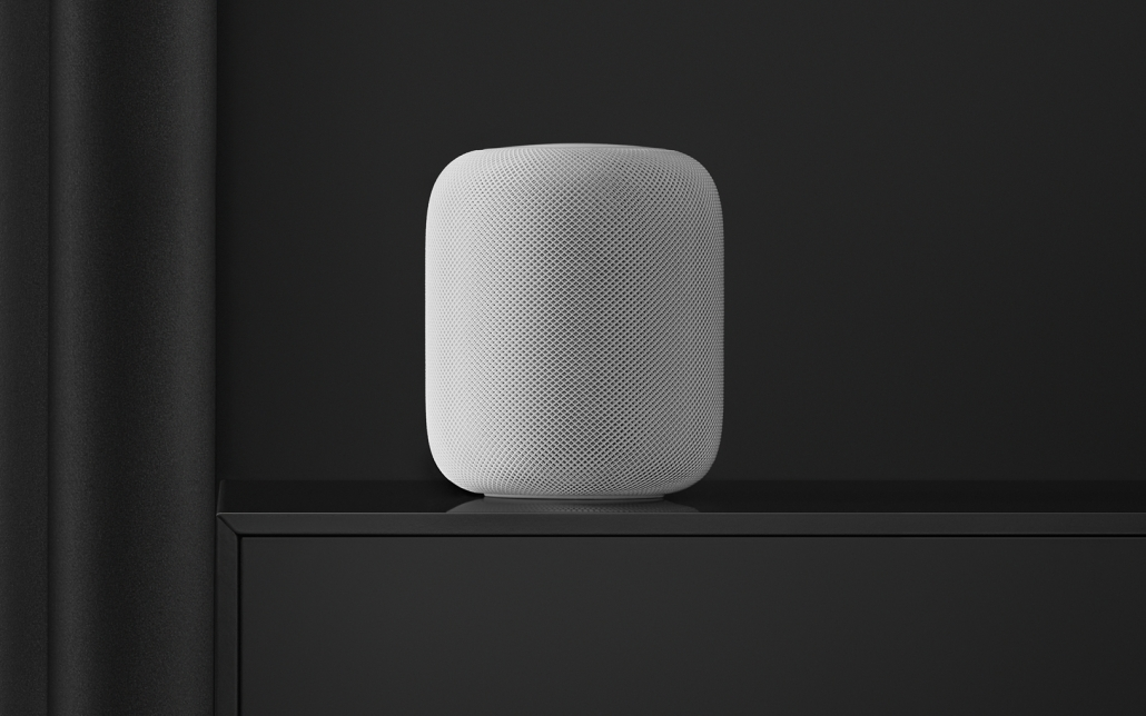 Multi-Room audio Apple HomePod white